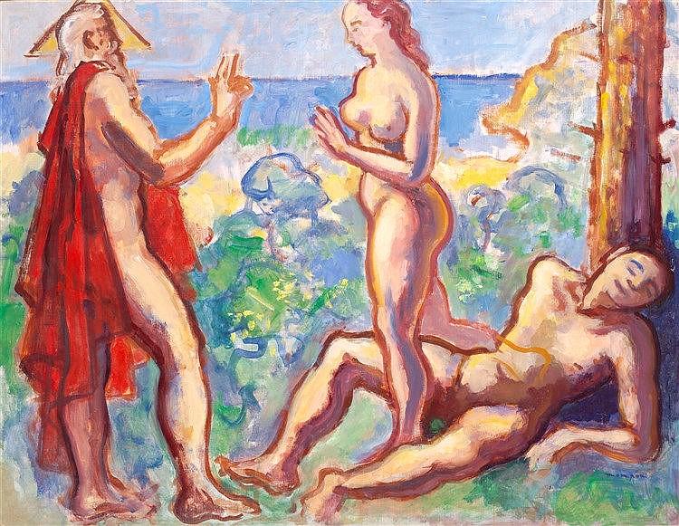 JOSEP MOMPOU DENCAUSSE - CREATION