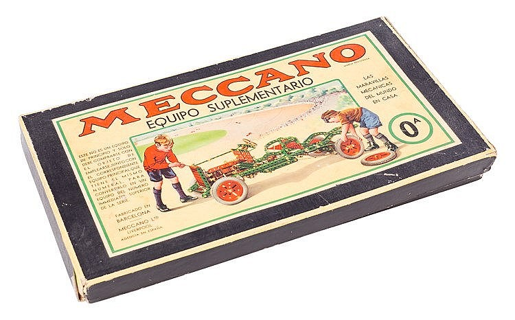 MECCANO EQUIPMENT