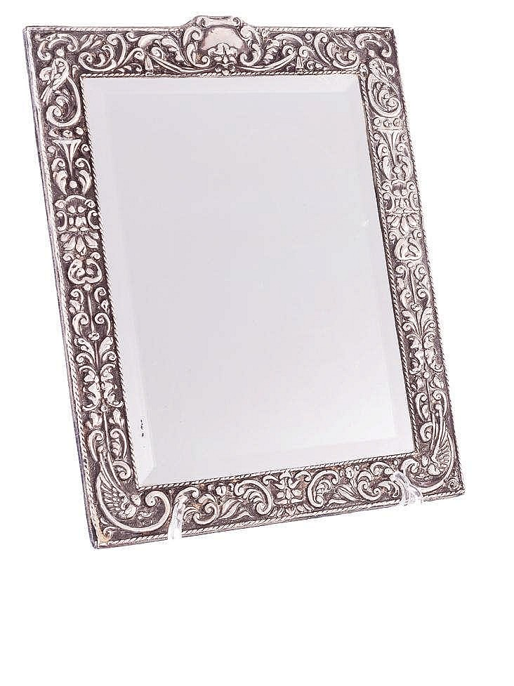 AN ENGLISH DRESSING MIRROR