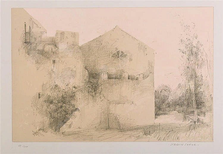 JOAQUÍN SÁENZ - HOUSE WITH GARDEN