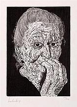 FRANCISCO CUADRADO - Anciana