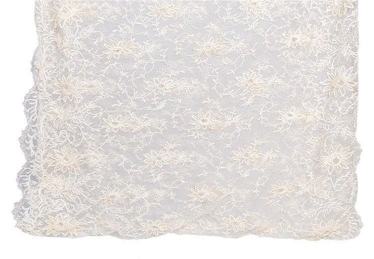 A TULLE FABRIC