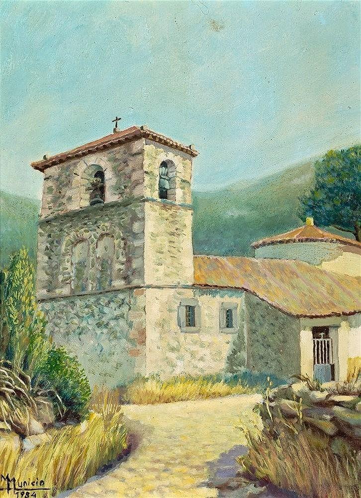 SPANISH SCHOOL, 20TH CENTURY