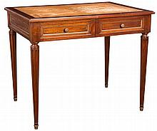 AN ENGLISH STYLE OCCASIONAL TABLE