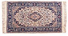 A CHINESE WOOL CARPET