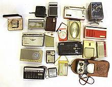 Large lot of radio transistors