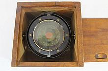 Nautical magnetic compass