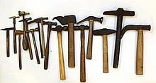 Lot of hammers