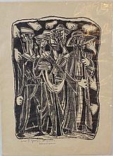 Marcel Janco (Israeli-Romanian, 1895-1984)