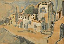 Aharon AVNI (Israeli, 1906-1951)