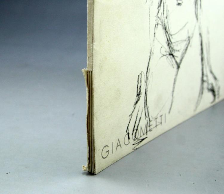 Derriere le miroir no 127 alberto giacometti for Giacometti derriere le miroir