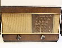1940s-1950s radio