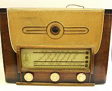 1950s radio by Ben-Gal, Israel