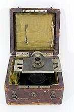 Austrian microscope by Reichert, Vienna