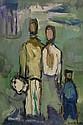Henia Teichman (Israeli, B. 1930), Henia Teichman, Click for value