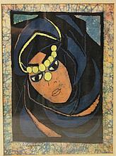 ChadGadya (Israeli, 1895-1982), a Yemenite women