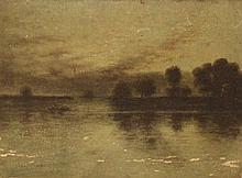 Imre Perlmutter (1892-?), a lake