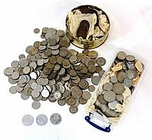 Lot of Various Israeli coins