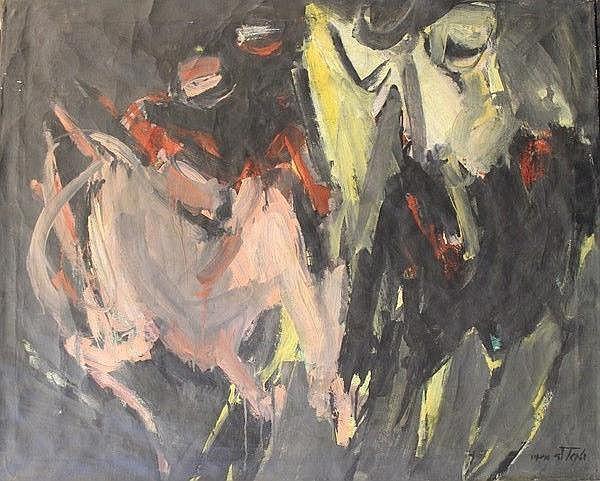 Meir Steingold (Israeli, 1922-1985)