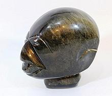 Onyx sculpture