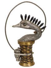 Valeriano Trubbiani COVARE L'ODIO bronzo, acciaio…