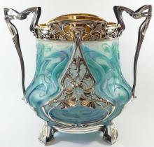 Silver Art - Russian Silver & Crystal - Art Nevue