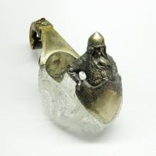 Russian Silver And Crystal - Cossack