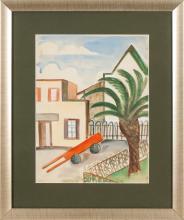 Aleksandra Belcova (1892-1981), Southern France