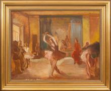 Aleksandra Belcova (1892-1981), Ballerinas