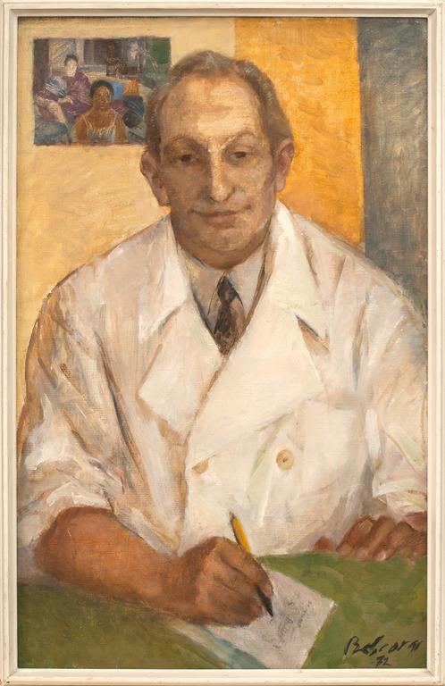 Aleksandra Belcova (1892-1981), Doc Herzfeld