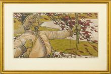 Sagittarius; Janis Rozentals (1866-1916)
