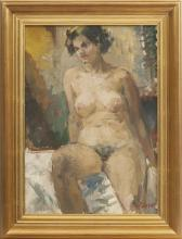 Women act; Aleksandra Belcova (1892-1981)