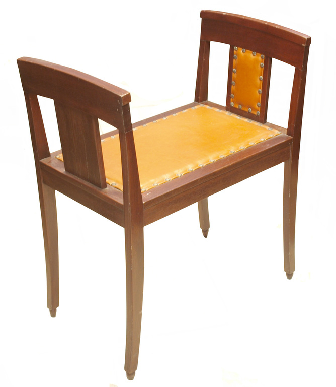 Antique hallway oiak chair latvia 20th century 30 39 s for Furniture riga