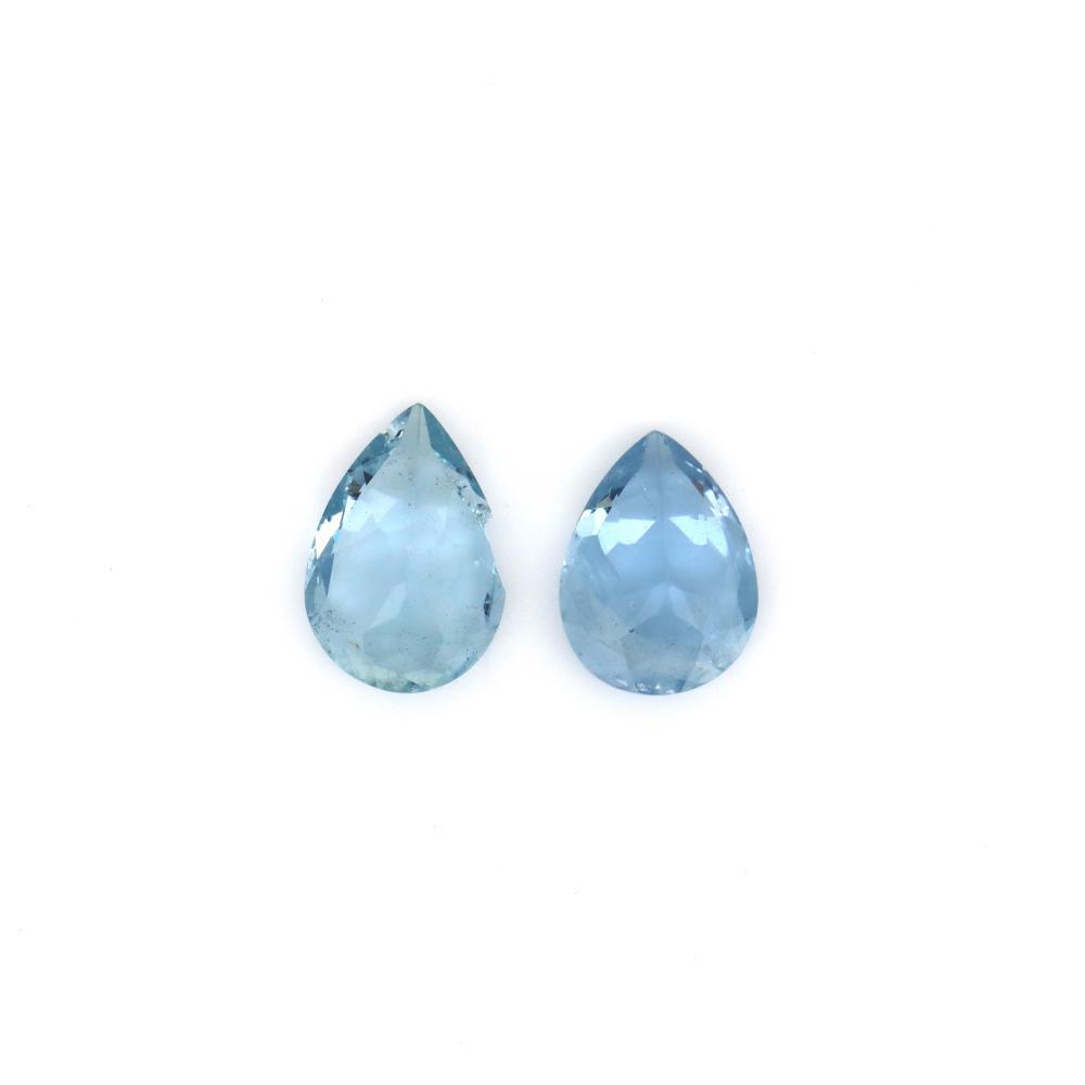 3.12ct TSW, Beryl Aquamarines