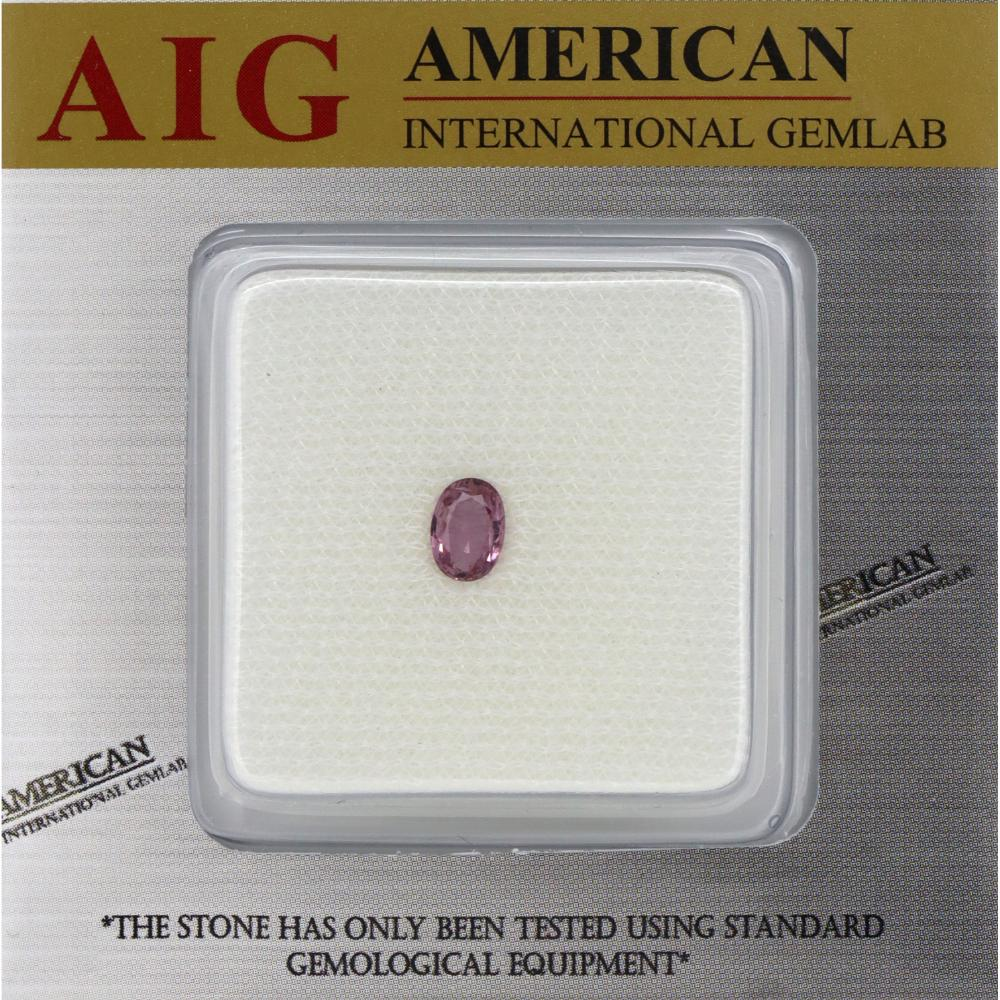 1.03ct Certified, Natural Sapphire