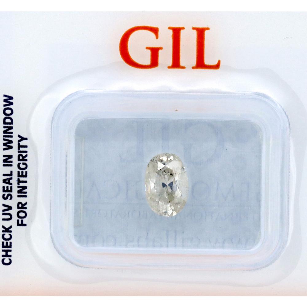0.86ct Certified, Natural Diamond
