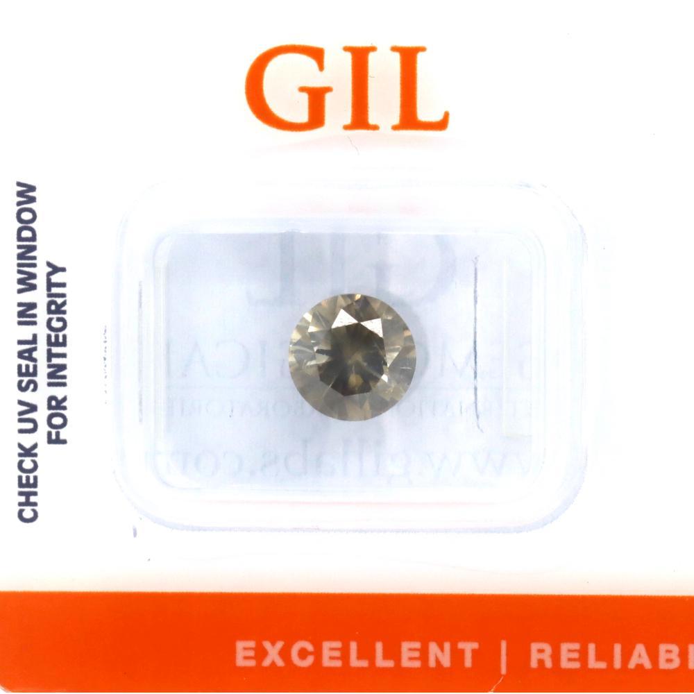 1.52ct Certified, Natural Diamond