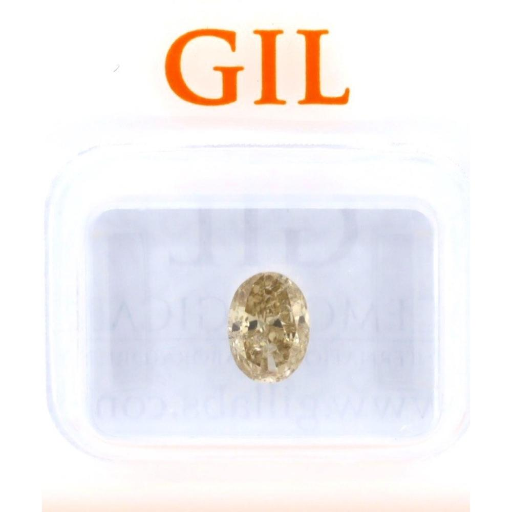 0.84ct Certified, Natural Diamond