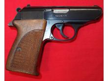 West German 1980's manufactured Walther .22 Calibre PPK Pistol in case