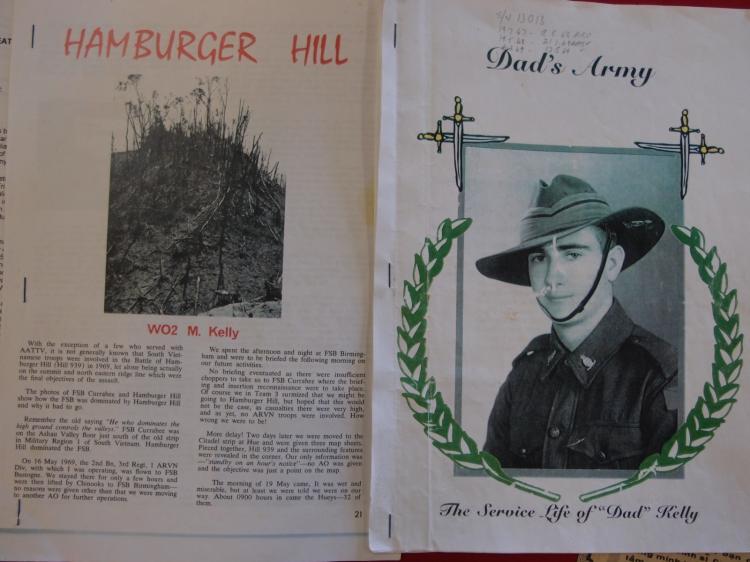 Australian Vietnam War Victoria Cross winners research
