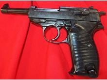 Replica WW2 German Walther P38 Pistol