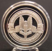 3 x Special Air Service Regiment 50th Anniversary Limited Edition Coins