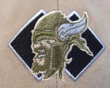 Modern Australian Army Special Forces 2 Commando Regiment Khaki patrol cap.