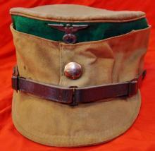 Early 1930's SA (Brownshirts) uniform Kepi for an enlisted man
