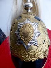 British Household Cavalry (Life Guards) Helmet - Prototype for Winston Churchill's funeral