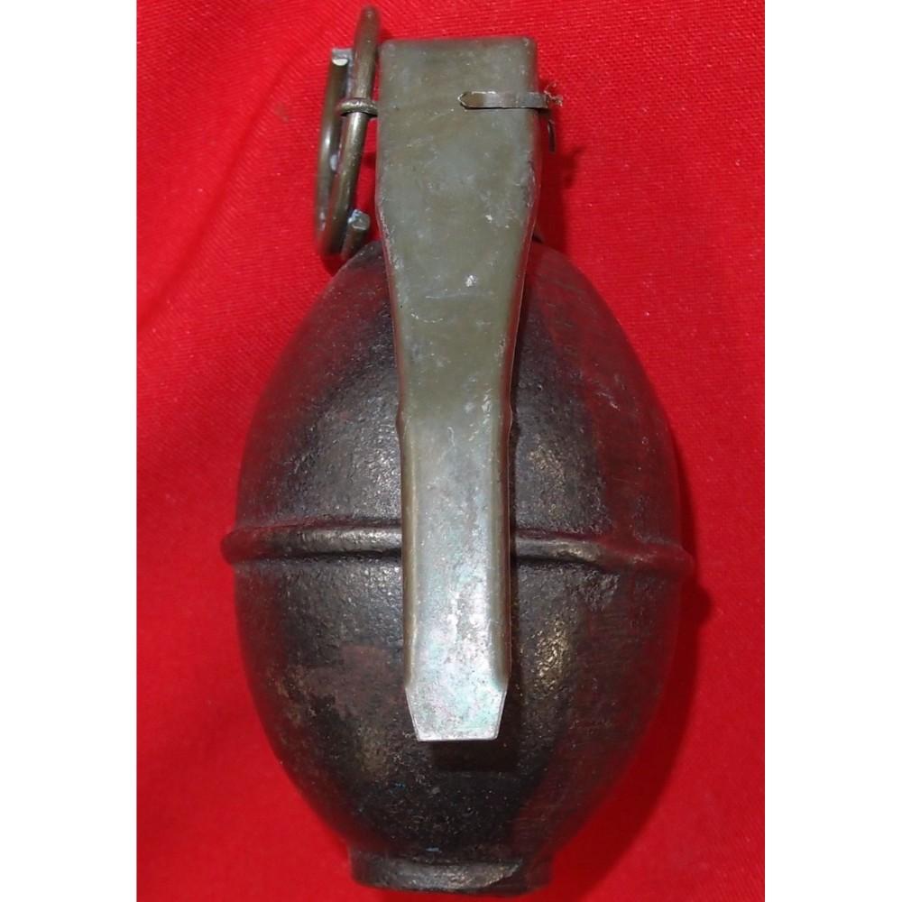 M26 inert practice military grenade