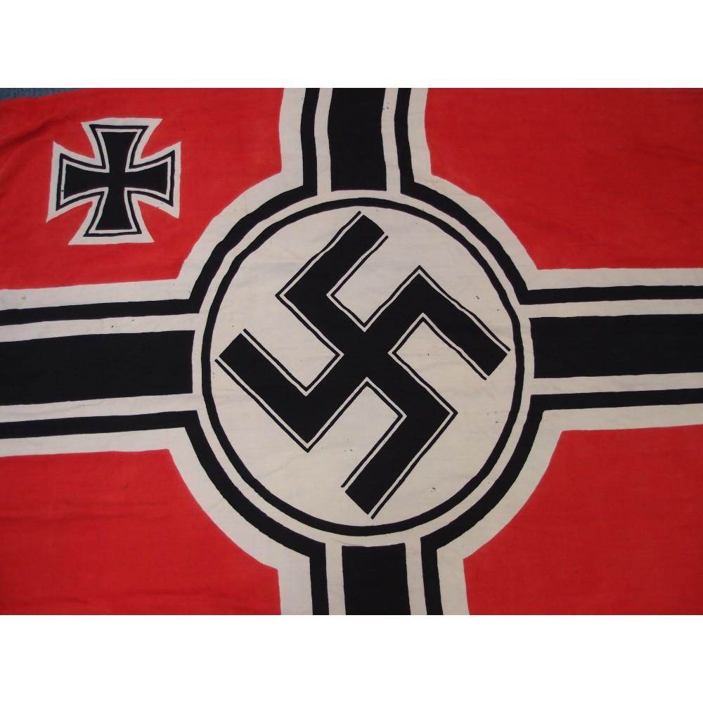 WW2 German Battle Flag Reichskriegsflagge