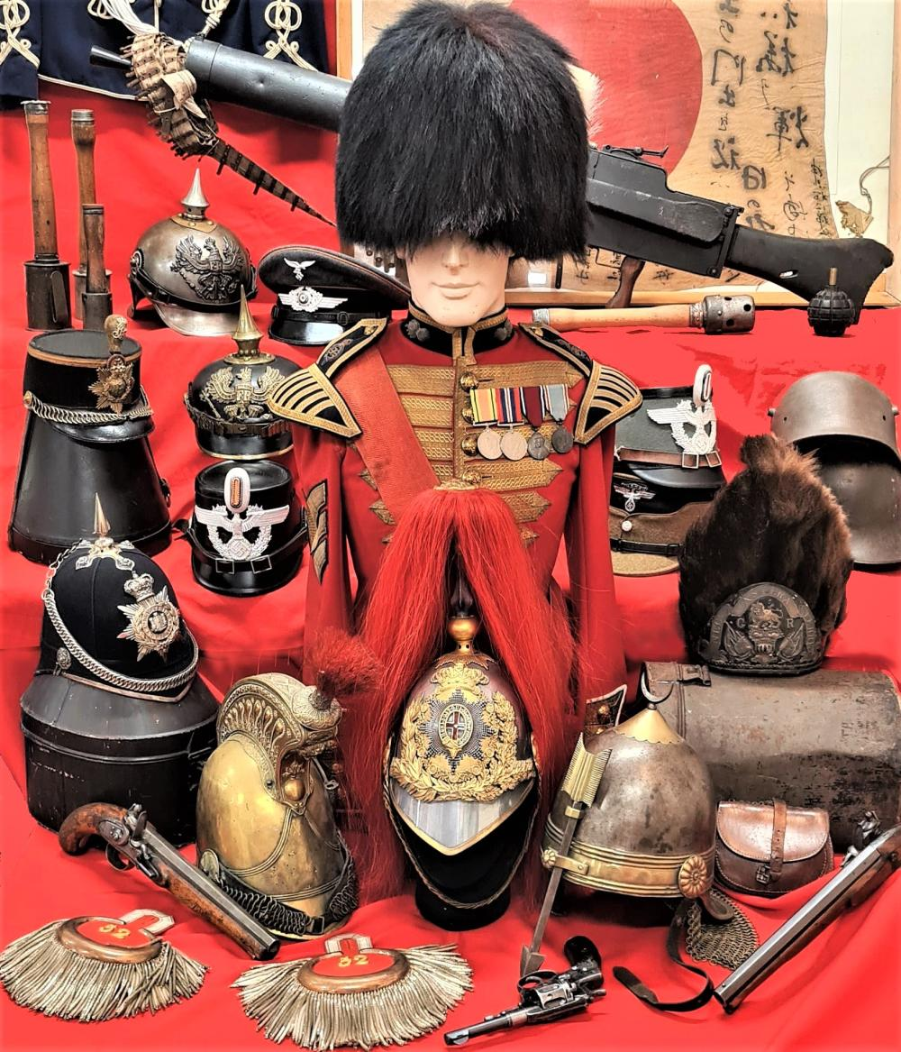 JB Military Antiques Specialist Militaria Sale #11 Day 1