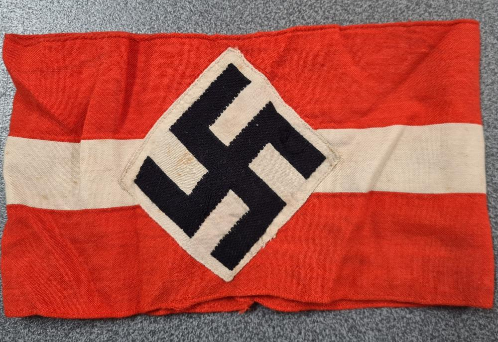 WW2 Germany Hitler Youth uniform armband