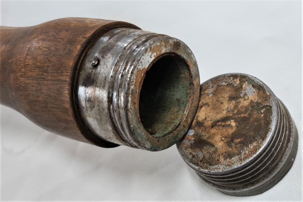 Replica WW2 German potato masher hand grenade